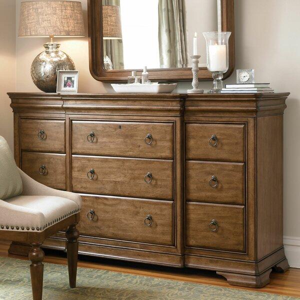 Mauritane 9 Drawer Dresser by World Menagerie