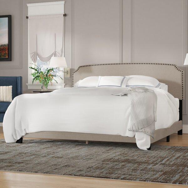 Kettler Upholstered Standard Bed by Charlton Home