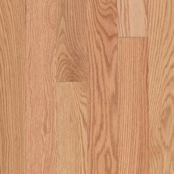 Randhurst SWF 3-1/4 Solid Oak Hardwood Flooring in Red Natural by Mohawk Flooring
