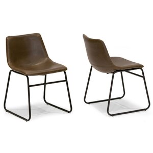 Adan Side Chair (Set of 2) by Glamour Home Decor