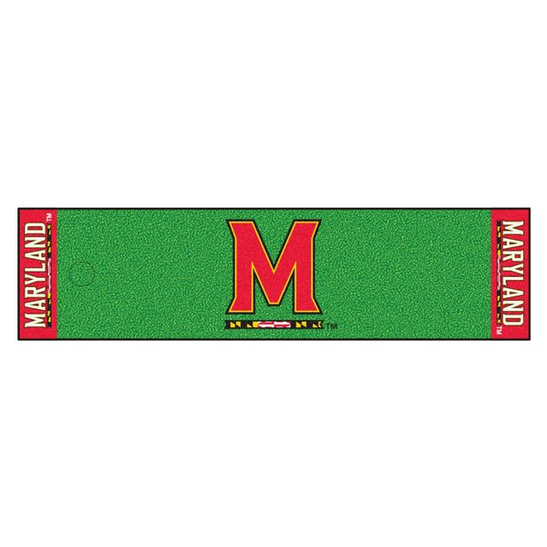NCAA University of Maryland Putting Green Doormat by FANMATS