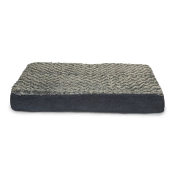 Boris Ultra Plush Cooling Gel Foam Pet Bed by Tuck