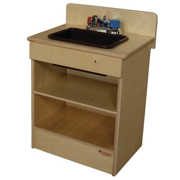 Tot Sink Appliance by Wood Designs