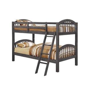 Look for Auerbach Twin over Twin Bunk Bed ByHarriet Bee