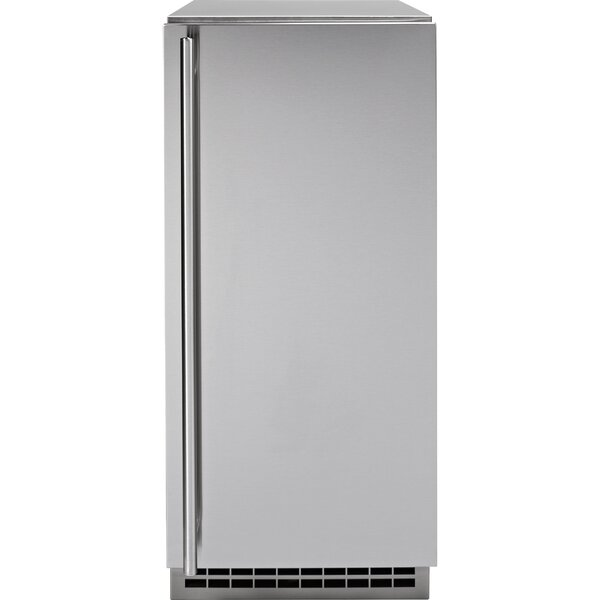 15 65 lb. Daily Production Freestanding Clear Ice Maker by GE Appliances