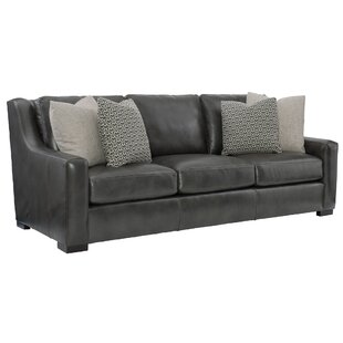 Germain Leather Sofa