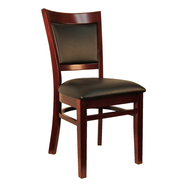 Sloan Upholstered Dining Chair (Set Of 2) By H&D Restaurant Supply, Inc.