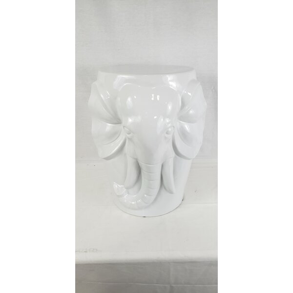 Phillipstown Elephant Stool by World Menagerie World Menagerie