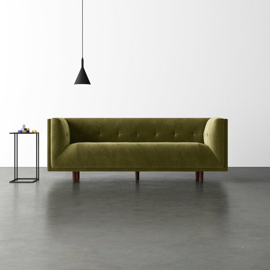 Jayda 82'' Velvet Sofa