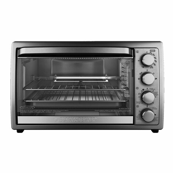 9-Slice Convection Rotisserie Oven by Black + Decker