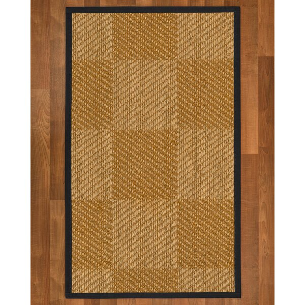 Adley Hand-Woven Beige Area Rug by Bayou Breeze