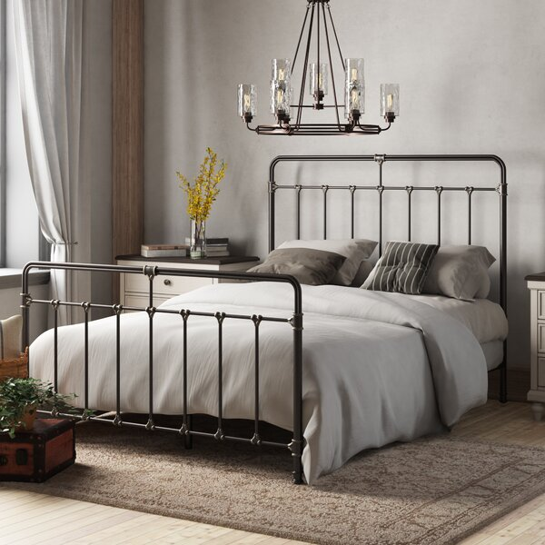 Siv Standard Bed by Birch Lane™ Heritage