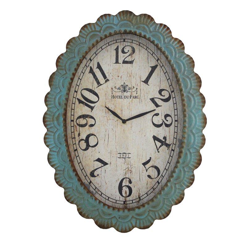 Harris Round Wall Clock