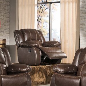 Hattie Recliner by Red Bar..