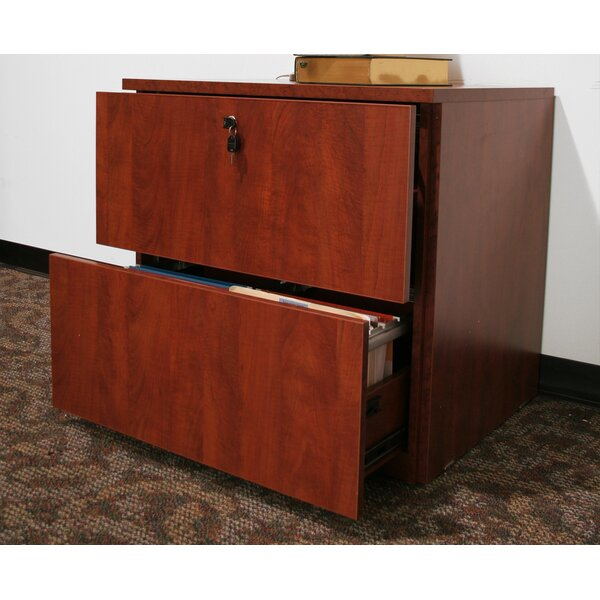 Quintero 2-Drawer Lateral File by Latitude Run