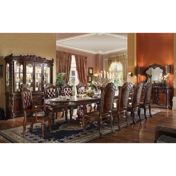 Vendome L-Sized Dining Table A&J Homes Studio AJHO1033