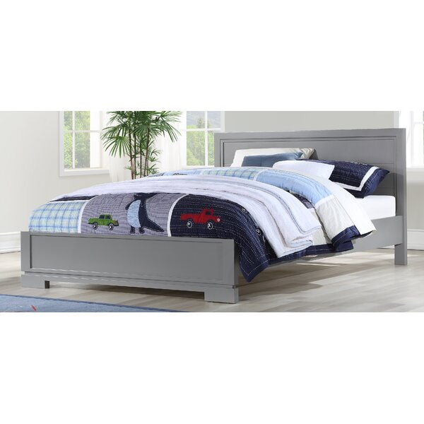 Jolynn Fully Platform Bed by Harriet Bee