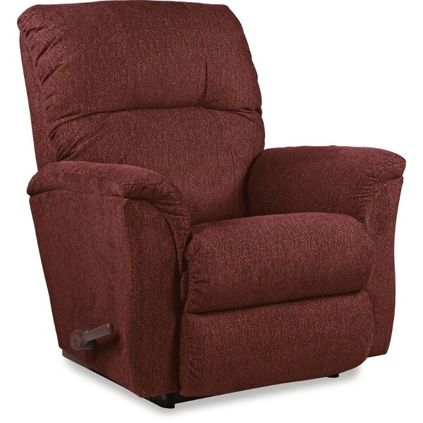 Gabe Manual Rocker Recliner by La-Z-Boy