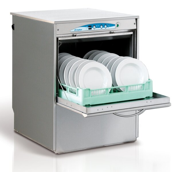Deluxe 23.75 60 dBA Built-In Dishwasher by Lamber