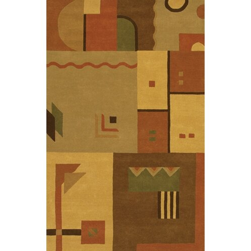 Pylle Hill Abstract Rug by Latitude Run