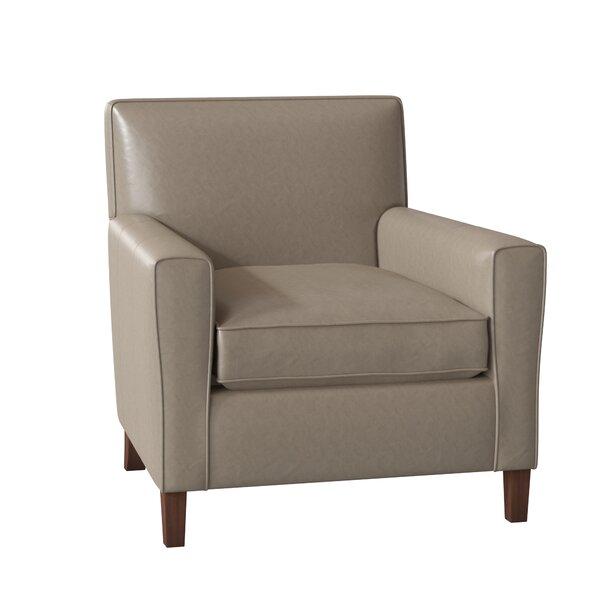 Club Chair By AllModern Custom Upholstery