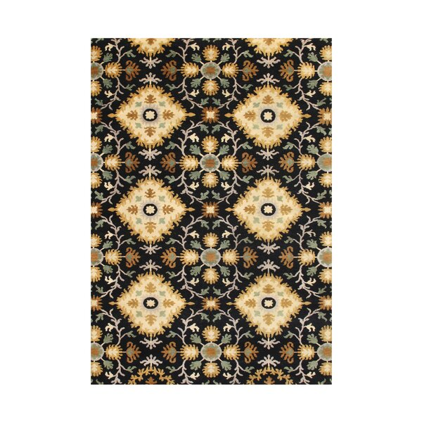 Hand-Tufted Cream Area Rug by The Conestoga Trading Co.