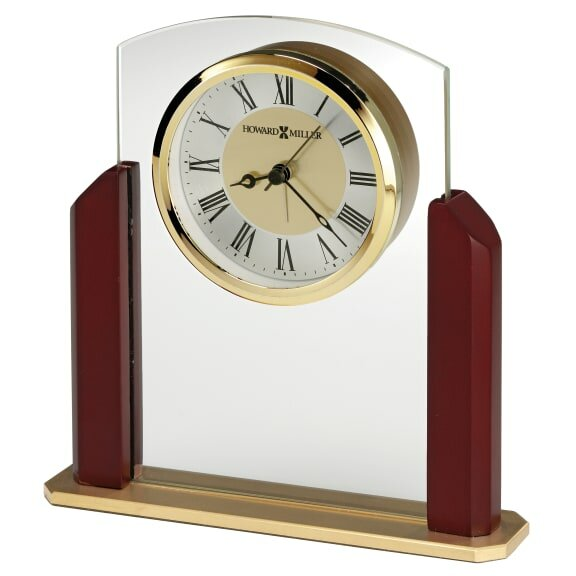 Winfield Tabletop Clock by Howard Miller®