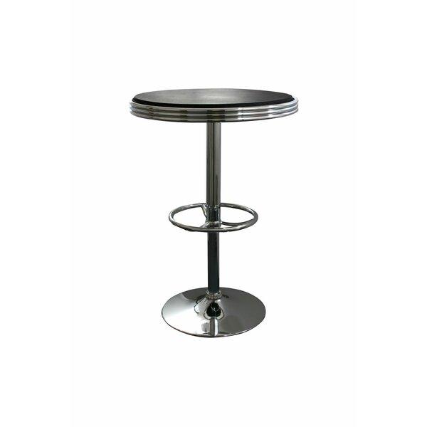 Herkimer Adjustable Pub Table by Ebern Designs