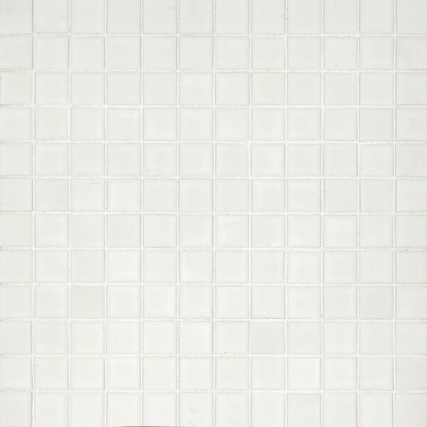 True 1 x 1 Porcelain Mosaic Tile
