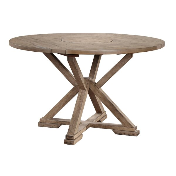 Clifford Counter Height Drop Leaf Dining Table by Gracie Oaks