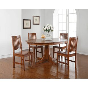 Compare & Buy Fort Kent Extendable Dining Table By Loon Peak