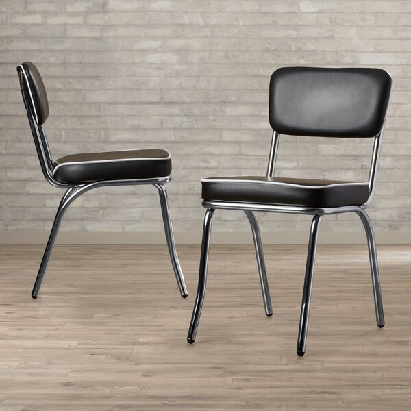 Kewei Side Chair (Set of 2) by Orren Ellis