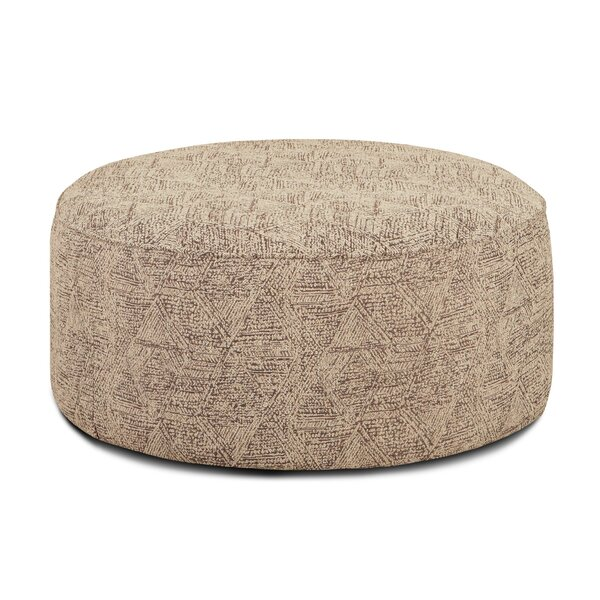 Kerkhoven Cocktail Ottoman by Highland Dunes