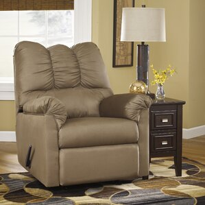Chisolm Manual Rocker Recliner by Andover Mills
