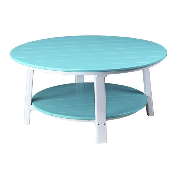 Orma Plastic Coffee Table by Ebern Designs