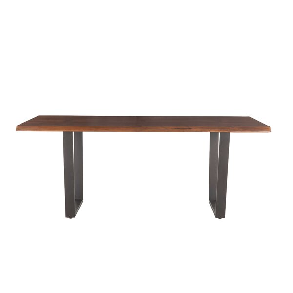 Alston Acacia Wood Dining Table by Union Rustic