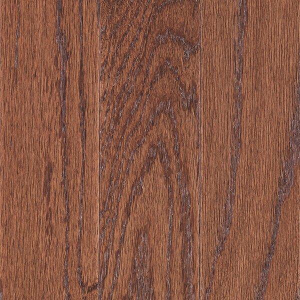 American Loft Random Width Engineered Oak Hardwood Flooring in Gunstock by Mohawk Flooring