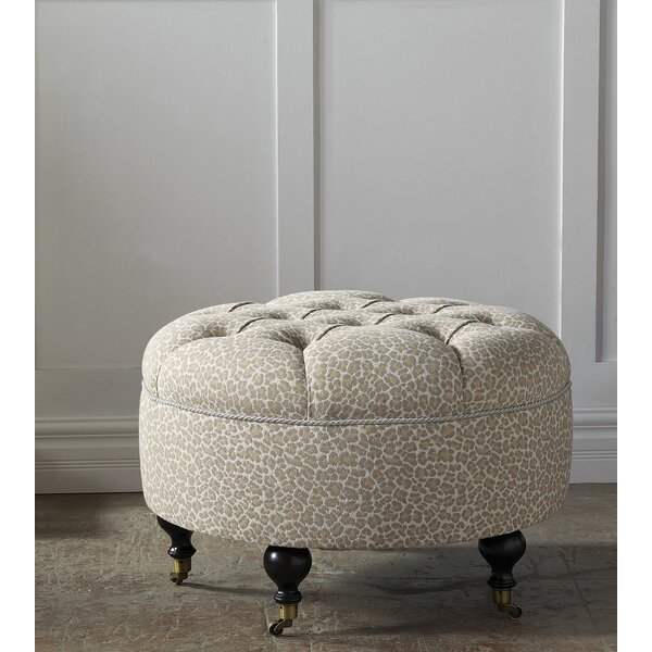 Rayland Tufted Cocktail Ottoman By Eastern Accents