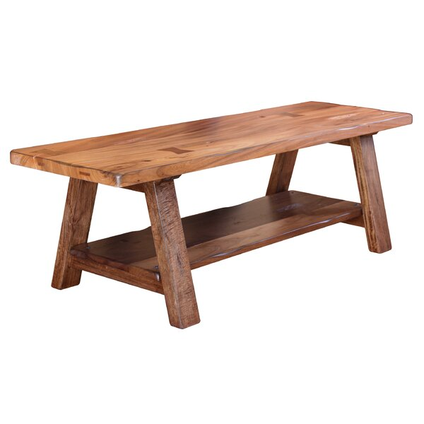 Riveria Wood Bench by Loon Peak