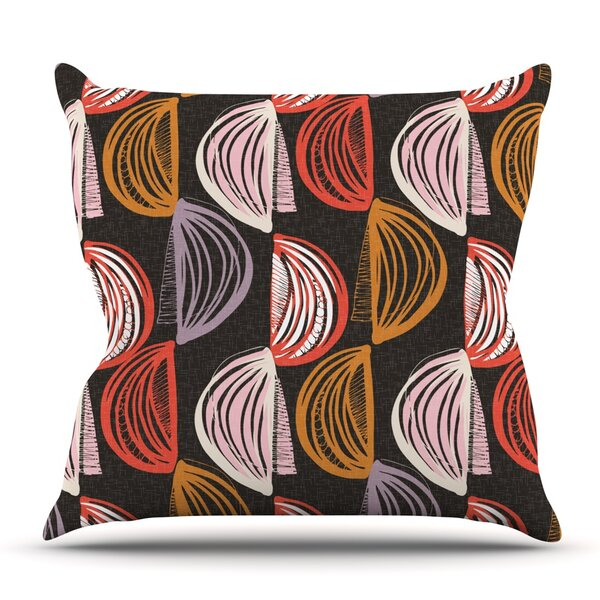 Jerome by Gill Eggleston Outdoor Throw Pillow by East Urban Home