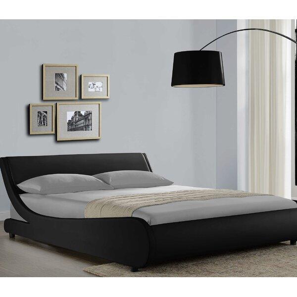 Karr Upholstered Platform Bed by Orren Ellis