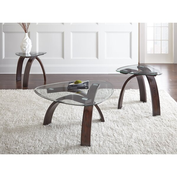 Gorham 3 Piece Coffee Table Set By George Oliver
