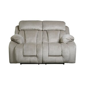 Georgina Reclining Loveseat by Latitude Run