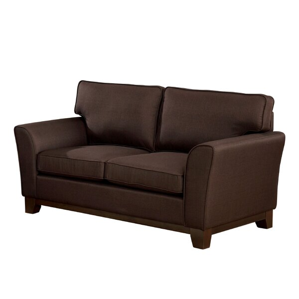 Eades Upholstered Loveseat By Winston Porter