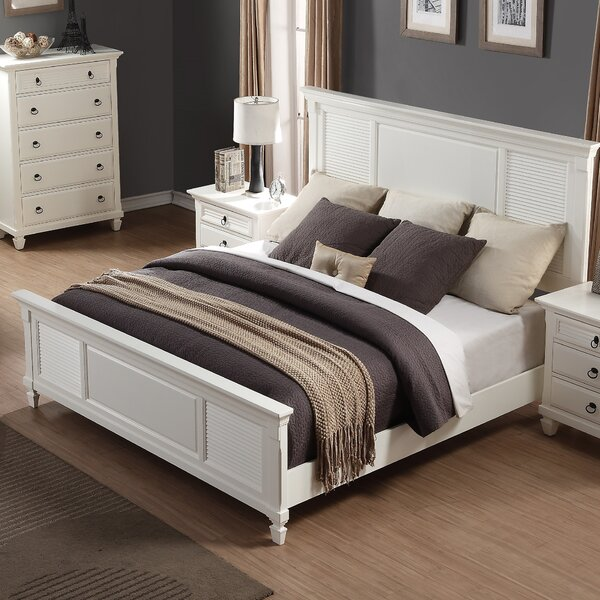 Stratford Platform Bed by Highland Dunes