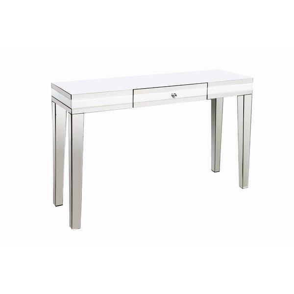 Home & Garden Bagley Mirrored Console Table