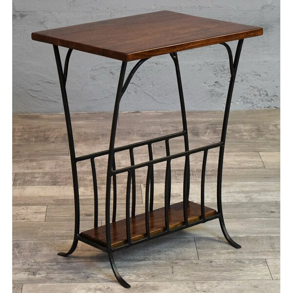 Elige End Table by Fleur De Lis Living
