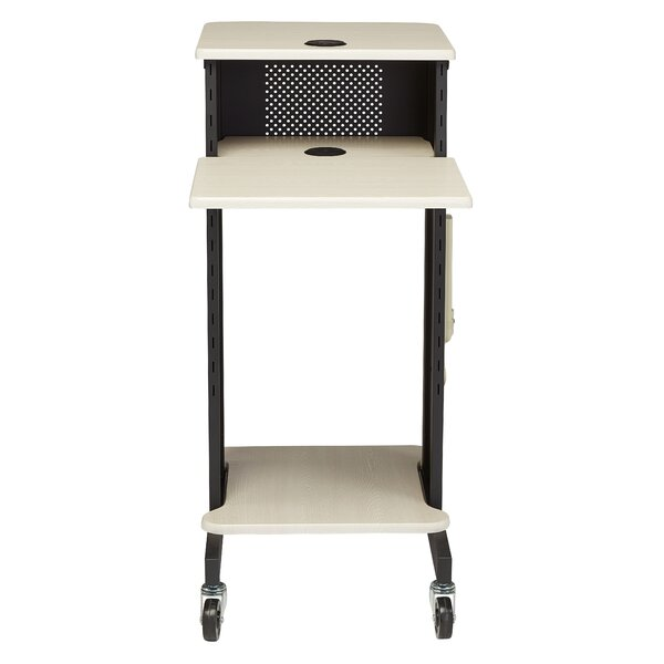 Premium Presentation AV Cart by Oklahoma Sound