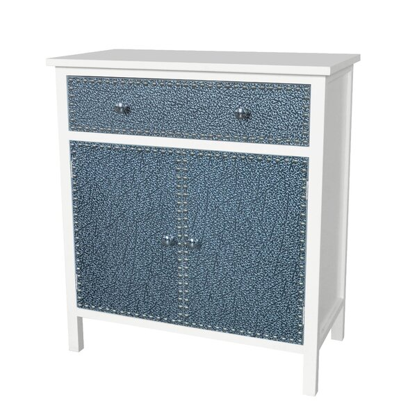 Cannata 2 Door Accent Cabinet by Winston Porter