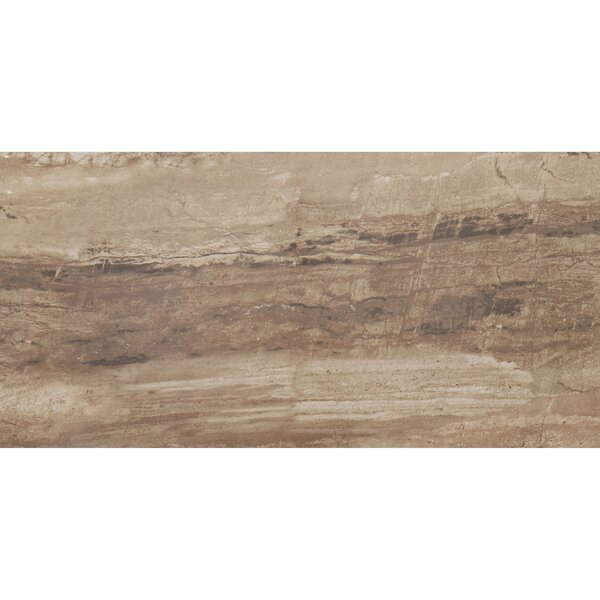 Mansfield 12 x 24 Porcelain Wood Look Tile in Muddy Banks by Itona Tile